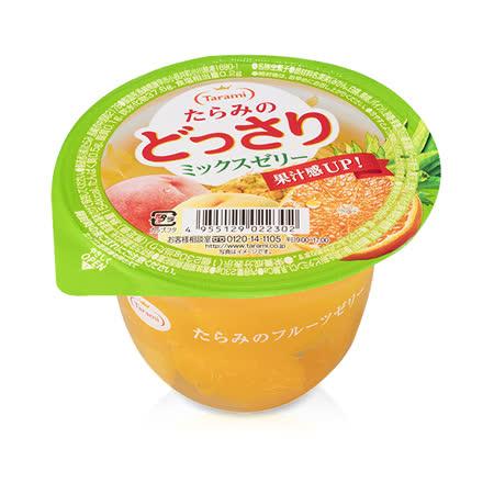 【TARAMI】果凍杯230g(什錦水果)