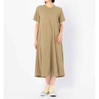 【ビショップ/Bshop】 【Gymphlex】Tシャツドレス WOMEN