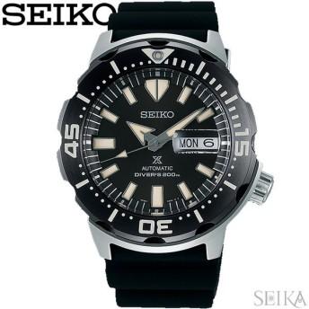 (レビューを書いて5年保証) 時計 セイコー SEIKO SRPD27K1(104)  (SBDY035)  腕時計 メンズ ブラック ラバー 自動巻き 逆輸入 プレゼント  父の日