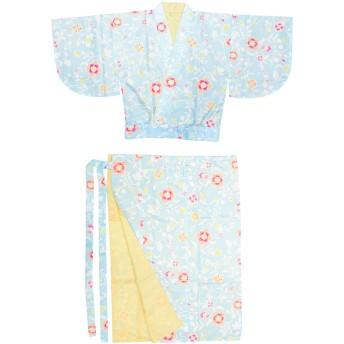 [キョウエツ] 着物 洗える 二部式着物 袷 小紋 280 レディース (M, 28Ac)
