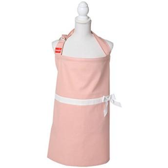 日本製 授乳ケープ 最高峰 おしゃれなエスメラルダ げっぷ口拭き+ポーチ付 ピンクホワイトリボン