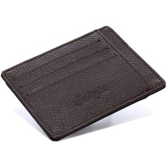 [RELIGHT] カードケース カード入れ 本革 薄型 お札入れ 大容量 メンズ