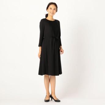 KEITH(キース)/サテンジョーゼット ドレス