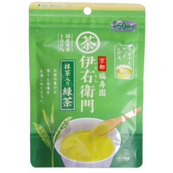 宇治の露製茶 伊右衛門抹茶入インスタント緑茶 40g 1セット(36パック)