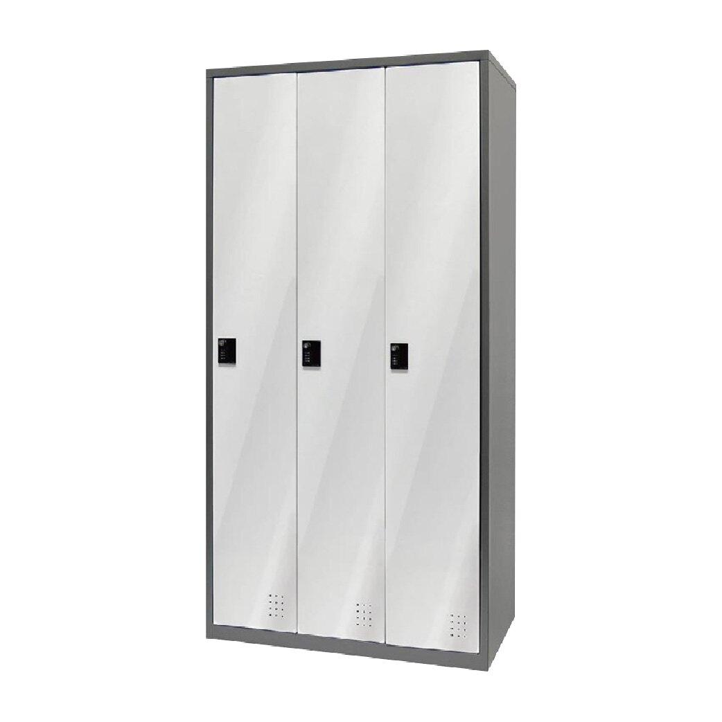 【樹德】多功能密碼鎖置物櫃 FC 303  管理櫃 收納櫃 更衣櫃 鞋櫃