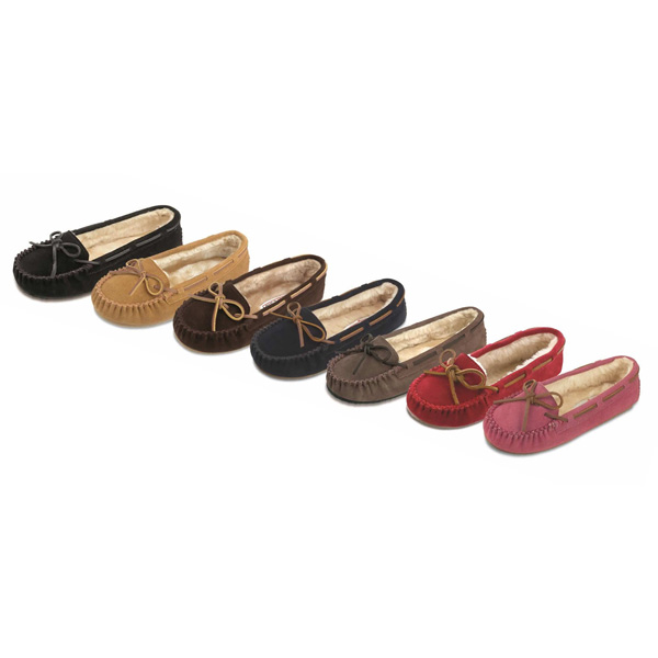 Minnetonka Cally Slipper - Womens Slipper
