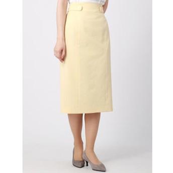 【THE SUIT COMPANY:スカート】【ウォッシャブル】エアドレープオックス タイトスカート