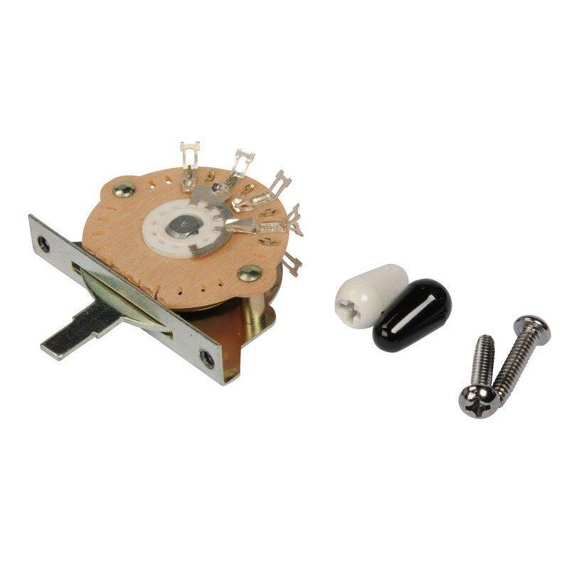 美國原廠 Fender 5-way switch 51993 五段 電吉他 拾音器 切換開關 免運費