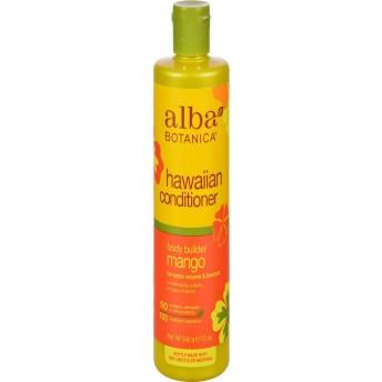 Alba Botanica Mango Moisturizing Conditioner 360 ml (並行輸入品)