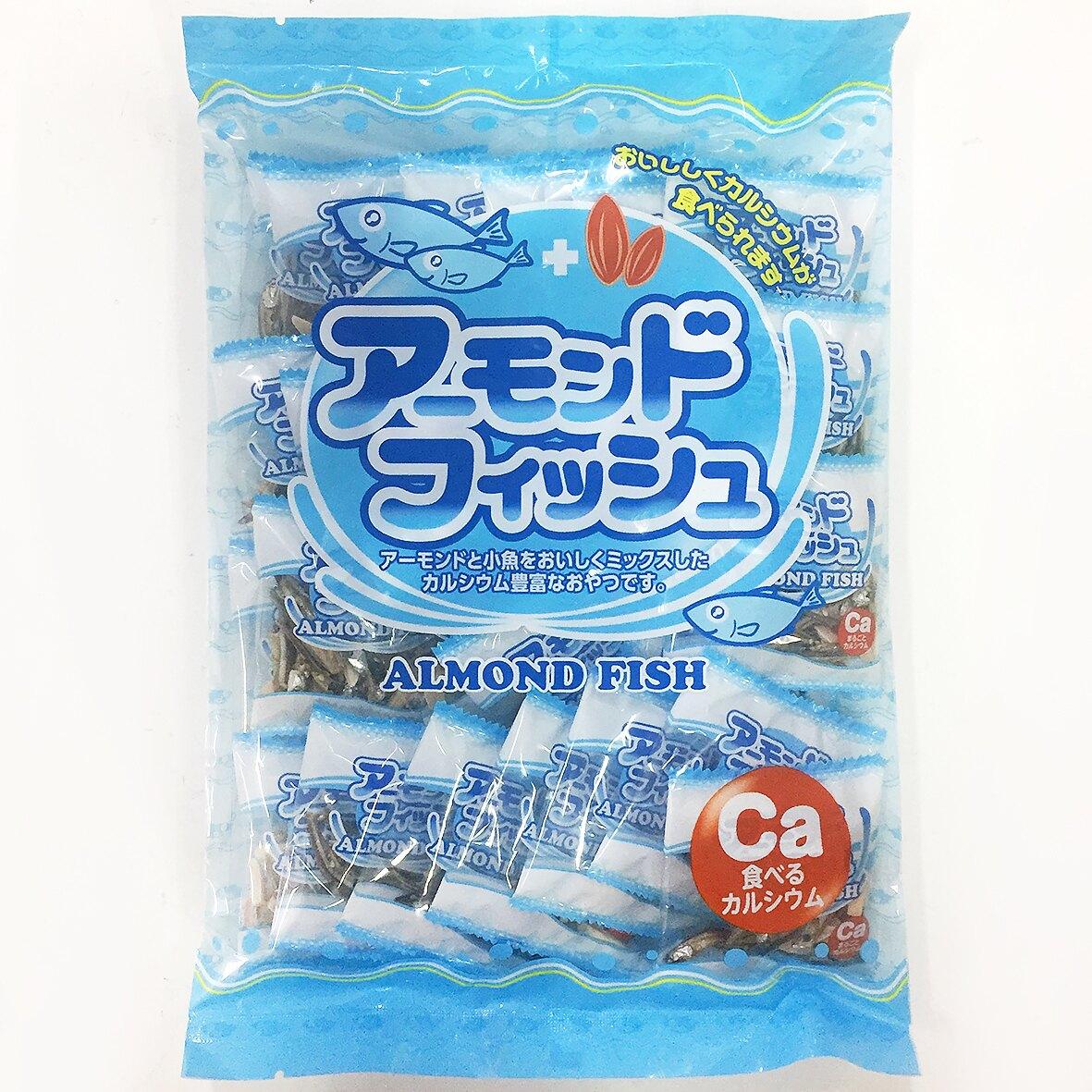 山田 杏仁芝麻小魚乾 220g