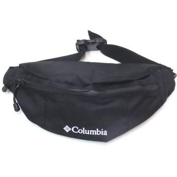 [コロンビア] ヒップバッグ ボディバッグ 3リットル Columbia (010) ブラック PU8235