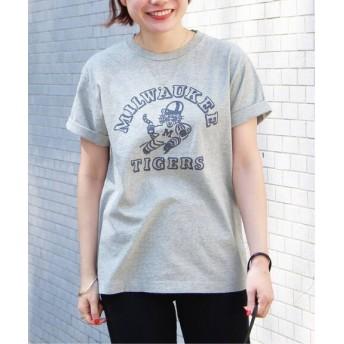 JOURNAL STANDARD 【SPORTS WEAR / スポーツウェア】TIGERS別注Tシャツ グレー フリー