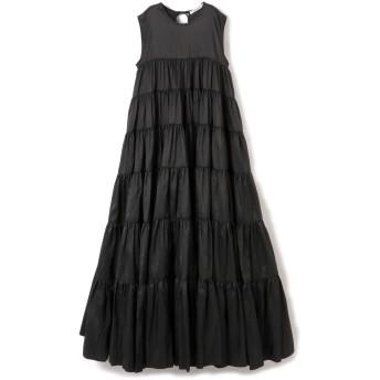 CECILIE BAHNSEN(セシリエ バンセン)/LONG PANELLED DRESS