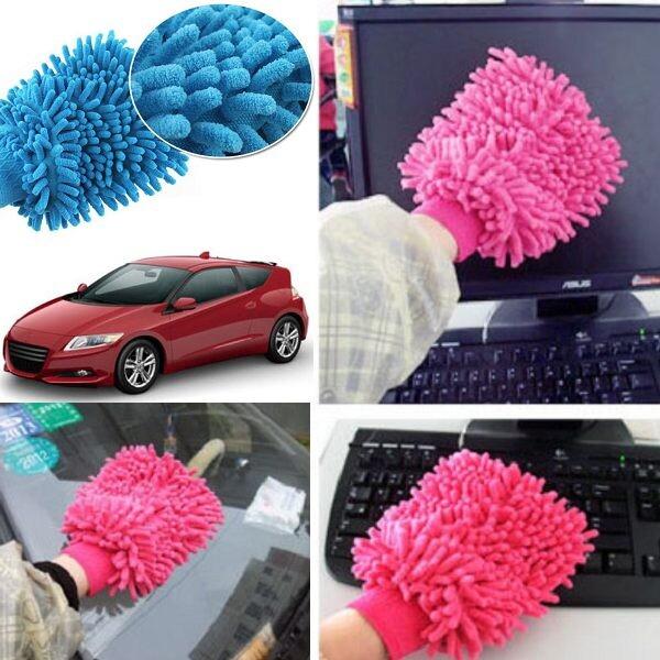 洗車絨毛巾 擦車纖維絨巾