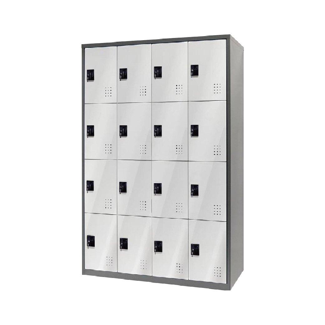 【樹德】多功能鑰匙鎖置物櫃 FC 416K  管理櫃 收納櫃 更衣櫃 鞋櫃