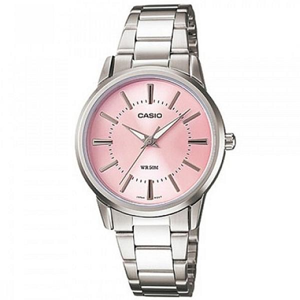 CASIO 卡西歐 簡約指針腕錶 LTP-1303D-4A