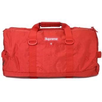 [Supreme(シュプリーム)] DUFFEL BAG ダッフルバッグ [並行輸入品] RED ONESIZE