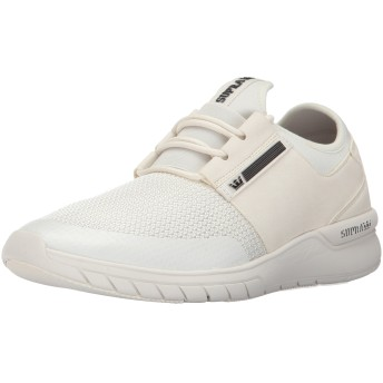 [Supra] Flow Run Mens Casual Sneakers Fashion Shoes-Off White-23