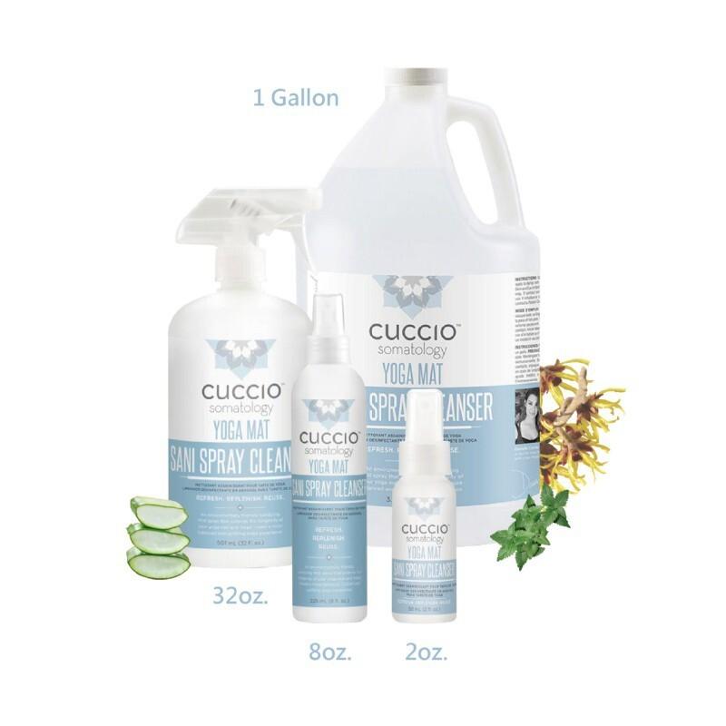 cuccio茶樹環保清潔噴霧2oz 美國原廠代理 台灣公司貨米蘿美甲美睫熱蠟