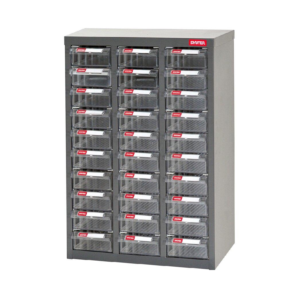 【樹德】零件櫃 ST2-330 30格PS抽屜 專業 工具櫃 物料櫃 五金櫃 空間收納