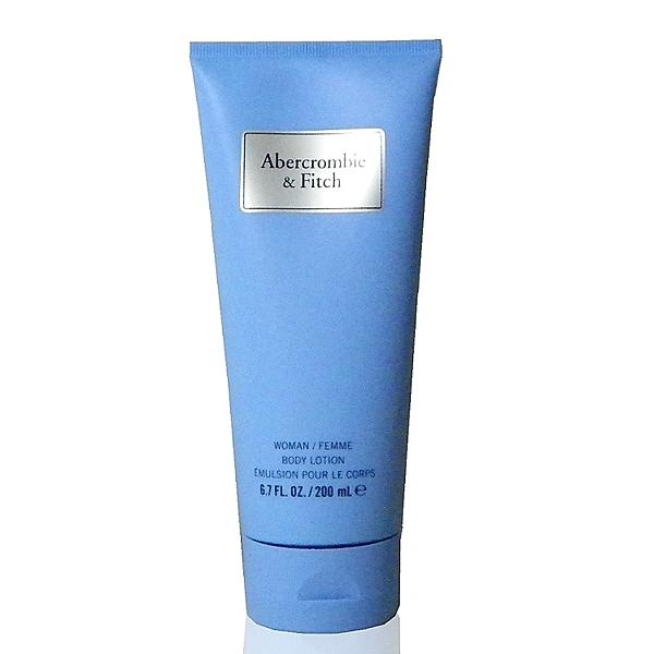 Abercrombie & Fitch First Instinct Blue 湛藍身體乳 200ml