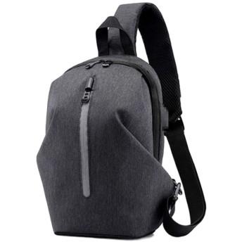 メンズ ボディバッグ ショルダーバッグ ワンショルダーバッグ バッグ カバン 斜めがけ 鞄 (B)