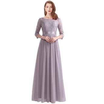 Ever-Pretty ロングドレス 演奏会 イブニングドレス long dress 結婚 パーティードレス ワンピース イブニングドレス ドレスロング