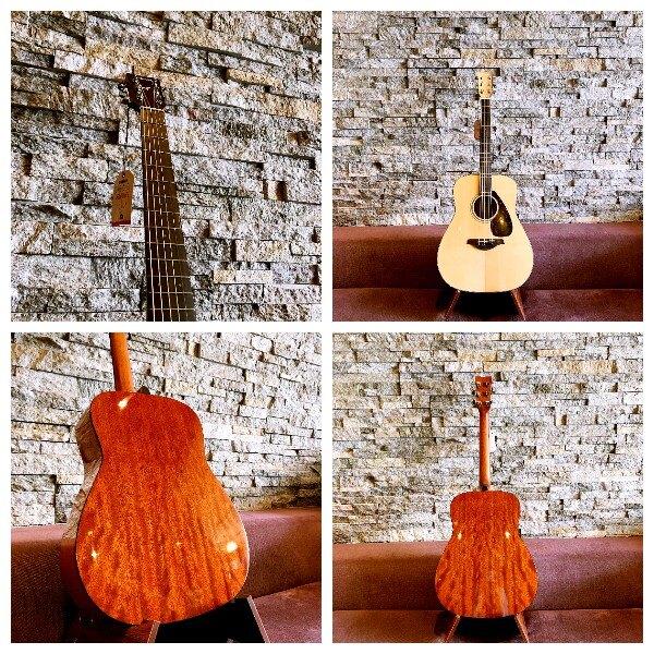 現貨免運 贈千元配件 原廠琴袋 YAMAHA FG800 面單板 民謠 吉他 大桶身 適合彈唱