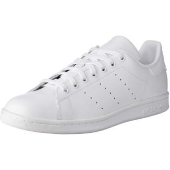 adidas ユニセックス ADIDAS STAN SMITH アディダス スタンスミス ホワイト×グレー (FTWWHT/FTWWHT/CGRANI) 29.5cm S75075