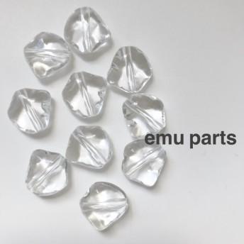 変形型clear beads15ミリ8p