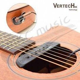 免運費 韓國品牌 Vertech VS-9 雙被動線圈 可收打板音 免挖洞 專業 拾音器 木吉他 民謠吉他 免鑽孔