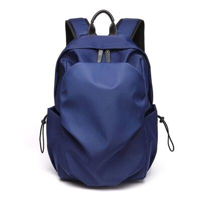 電腦背包 雙肩包時尚潮流男士背包大容量休閒旅行大學生電腦包初中學生書包『XY2240』