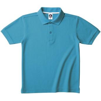 [トラス] ポロシャツ VSN-267 メンズ ターコイズ 日本 XL-(日本サイズXL相当)