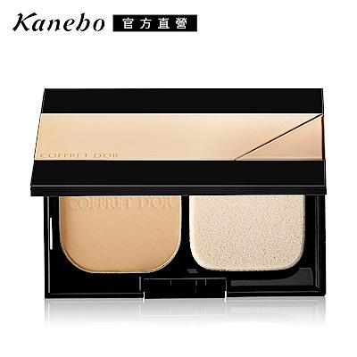 Kanebo 佳麗寶 COFFRET D'OR金炫光燦粉盒C