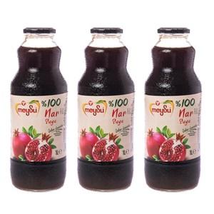(組)土耳其meysu 100%石榴汁1L 3入組