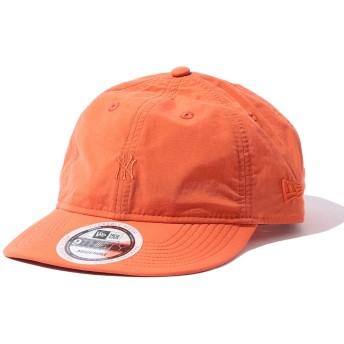 (ビームス)BEAMS/帽子 NEW ERA × BEAMS 別注 ピーチフェイス ナイロン キャップ メンズ ORANGE 0