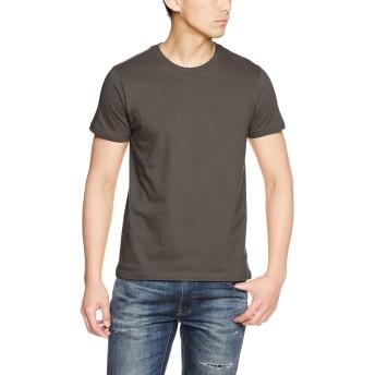 [トラス] Tシャツ GAT-500 メンズ チャコール 日本 L-(日本サイズL相当)