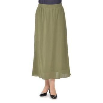 DEBUTTO 涼しく可愛いロングスカート
