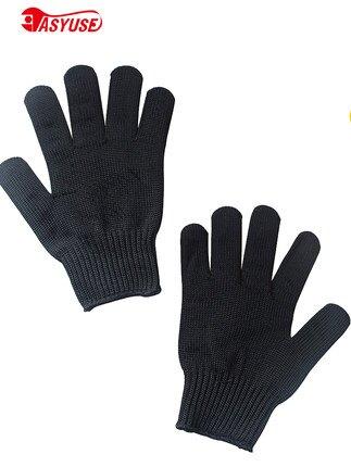 防割手套 齊邁加厚5級鋼絲防割手套不銹鋼防切割耐磨防護防刀割勞保手套『MY1657』