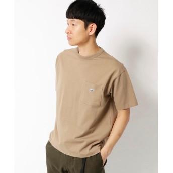 THE SHOP TK(Men)(ザ ショップ ティーケー(メンズ)) 【Begin6月号掲載】【100回洗っても型崩れしにくい】タフな半袖Tシャツ/STAYHOME