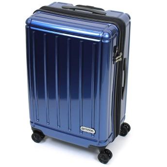 [OUTDOOR PRODUCTS(アウトドアプロダクツ)] スーツケース 58~69L 61cm 3.8kg 機内持ち込み OD-0692-60 メタリックブルー