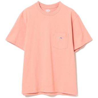 [レイビームス] DANTON ダントン Tシャツ 【WEB限定】ポケット Tシャツ レディース 53 / ASH PINK 36
