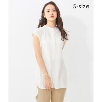 【ベイジ,/BEIGE,】 【S-size】KISII / フレンチスリーブカットソー