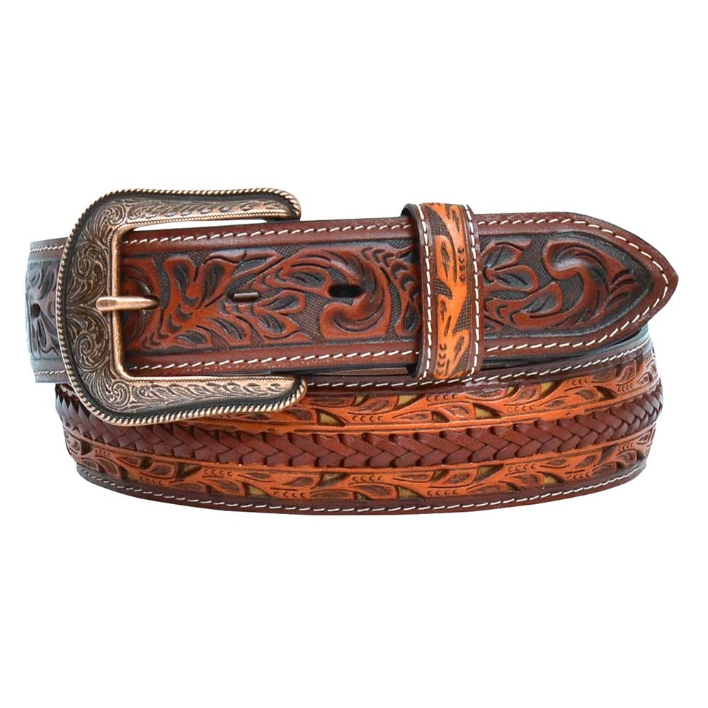 3D Prospect - Men's Leather Belt