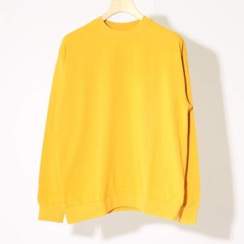 (ジーンズファクトリークローズ) Jeans Factory Clothes ロングスリーブヘビーウェイトTシャツ [0221-407IN] YELLOW L