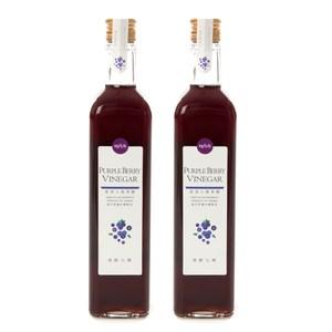 (組)潭酵天地紫美人莓果醋500ml 2入組