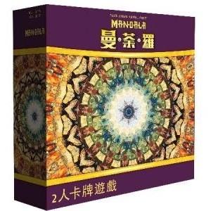 曼茶羅 Mandala 繁體中文版 台北陽光桌遊商城