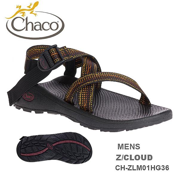 【速捷戶外】美國 Chaco CH-ZLM01HG36 越野紓壓運動涼鞋-標準 男款(尼克島嶼) Z/CLOUD ,戶外涼鞋