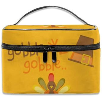 感謝祭 化粧ポーチ メイクポーチ コスメバッグ 収納 雑貨大容量 小物入れ 旅行用
