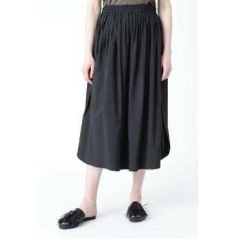20%OFF ADORE (アドーア) モダールエステルスカート ブラック(010)